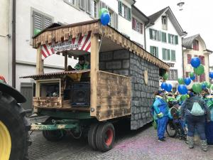 Fasnacht Rapperswil 2018
